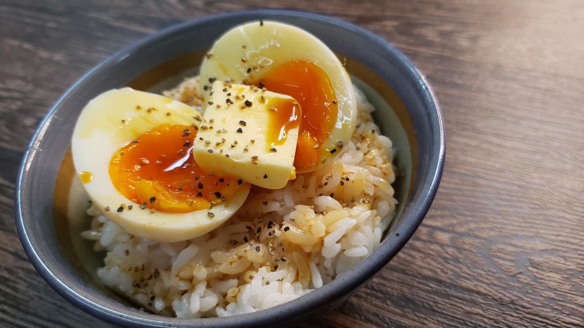 【悲報】プロの料理人「究極の卵かけご飯を生み出しました。これぞ悪魔のTKG」