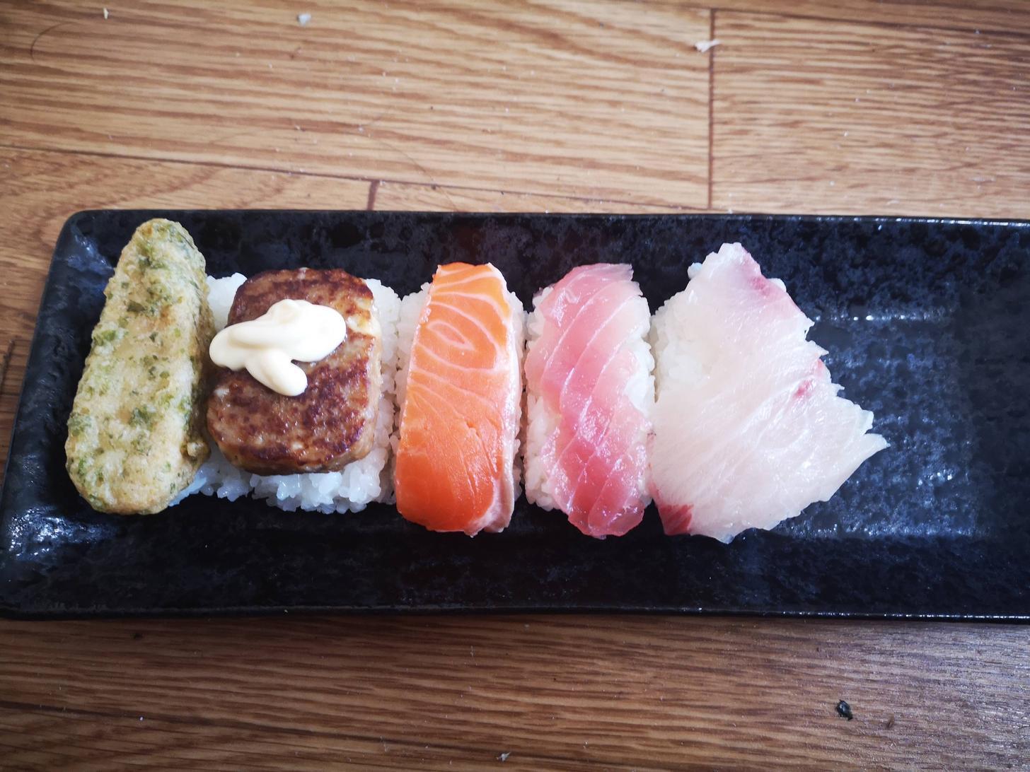 寿司自作したら安上がりでワロタ