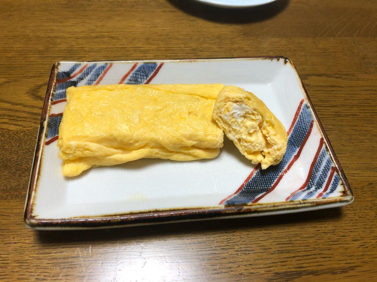 【朗報】ワイ、ガチでふわふわ卵焼きの料理に成功