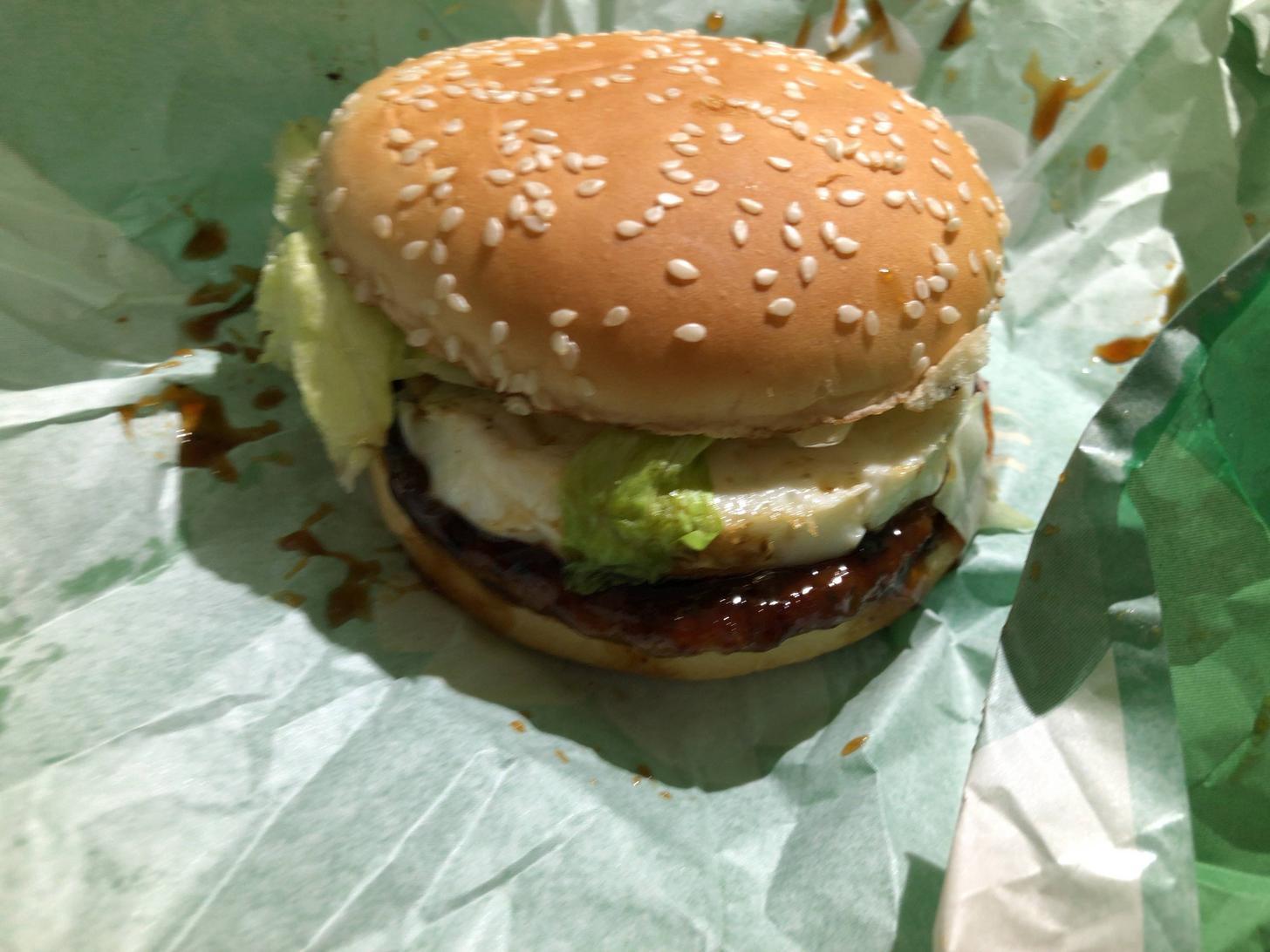 【ご飯バーガーあり】マクドナルド買ってきたで!!!!