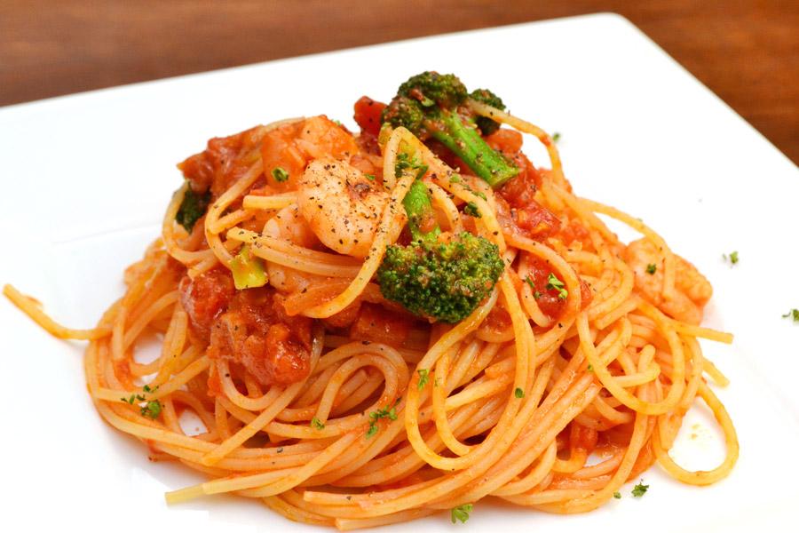 ワイ一人暮らし、10食連続「トマトパスタ」を食すωωωωωωωωω