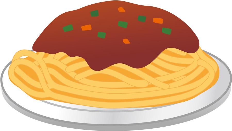 スパゲッティの麺にレトルトカレーをかけて食べる料理を思いついたんだが