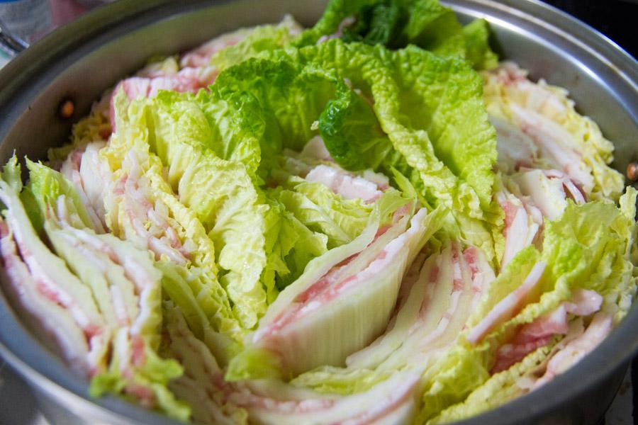 白菜使った料理