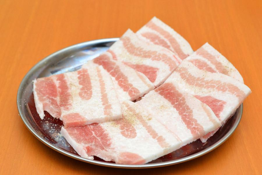 【急募】豚バラを使った料理