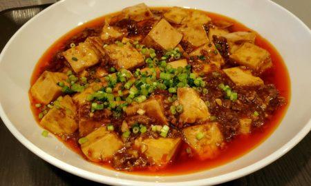 姉が作った麻婆豆腐www