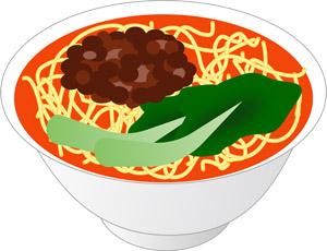 【担々麺】食べに来た!