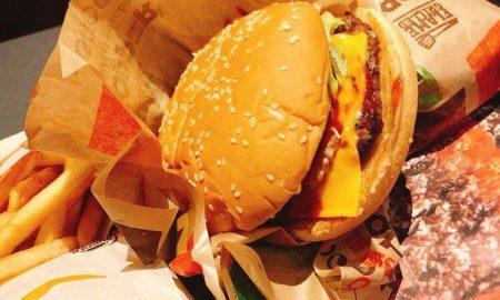 【速報】一番美味いバーガー、発見される
