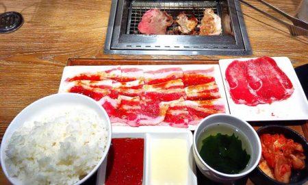 【朗報】うおおおお?!焼肉ライクさん、超お得な朝定食を始める!!!!!!!!!!!