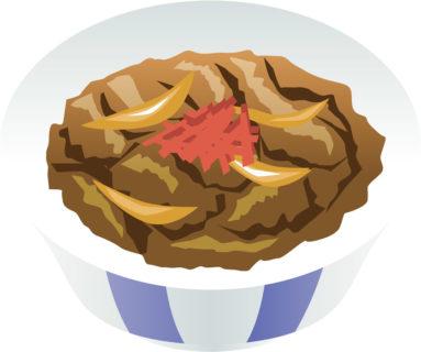 【悲報】あり?!なし?!牛丼屋で牛丼をスプーンで食ってるおっさんwwwwwwwwwwww
