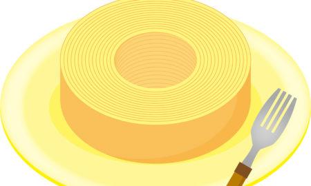 【セブン自主回収!!】セブン、「セブンカフェ ふわふわバウムクーヘン」と「セブンプレミアム ゴールド 金のしっとりバウムクーヘン」を自主回収。一部にカビ