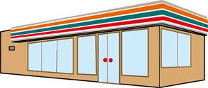 【台風10号】九州7県のセブン、台風接近で約1千店が計画休業へ、事前公表は初 、気をつけてー!!