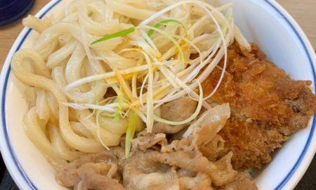 【速報】かつやさんのの期間限定メニュー・肉うどんチキンカツ丼食べてきたwwwwwwwwwwwww