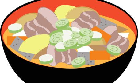 【画像】この豚汁定食にいくらまで出せる?