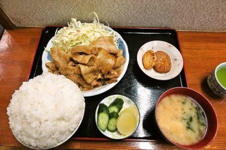 【画像】この焼き肉定食(980円)に欠点はない